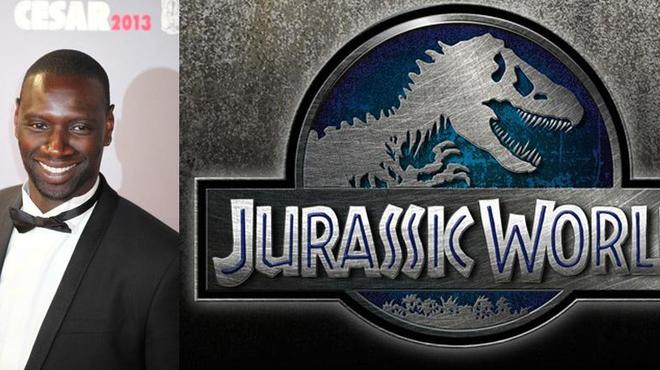 Jurassic World accueille Omar Sy