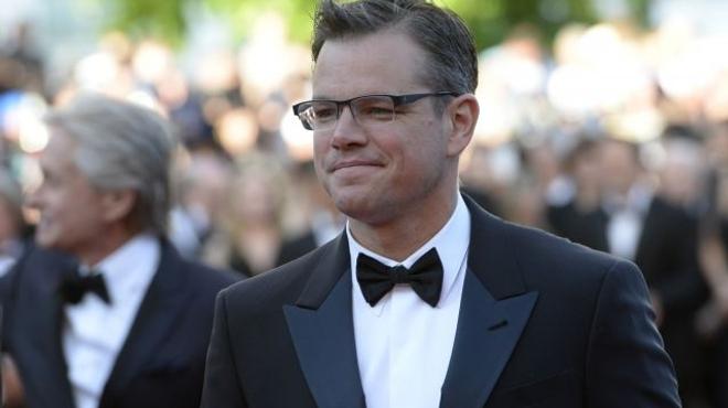 Matt Damon, l'aquaman de Justice League ?