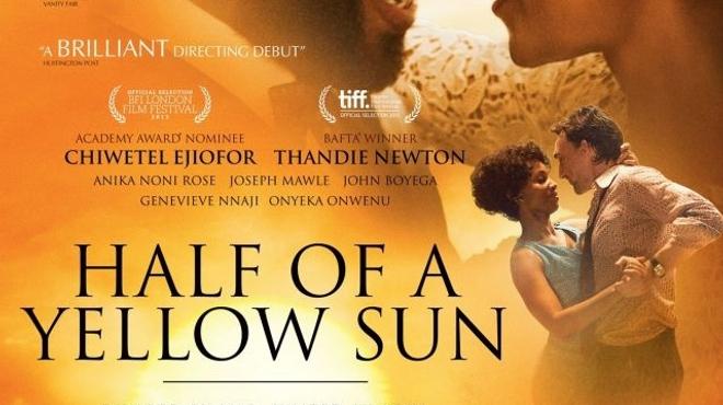 Chiwetel Ejiofor replonge dans son Histoire pour Half a yellow sun