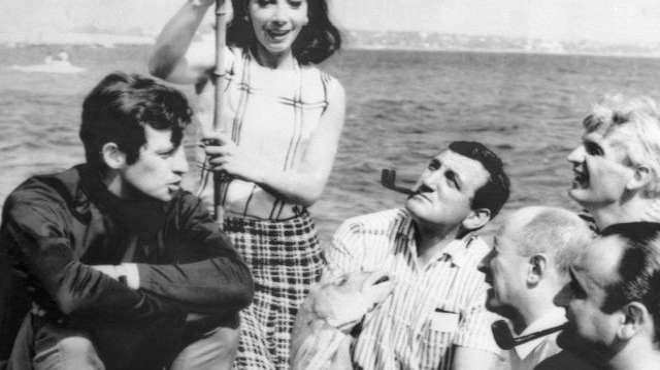 Décès d'Andréa Parisy, actrice de La Grande Vadrouille