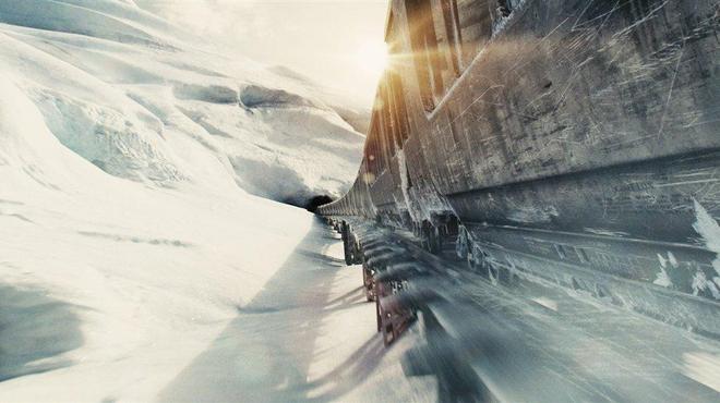 Snowpiercer : un train d'enfer (Test DVD)