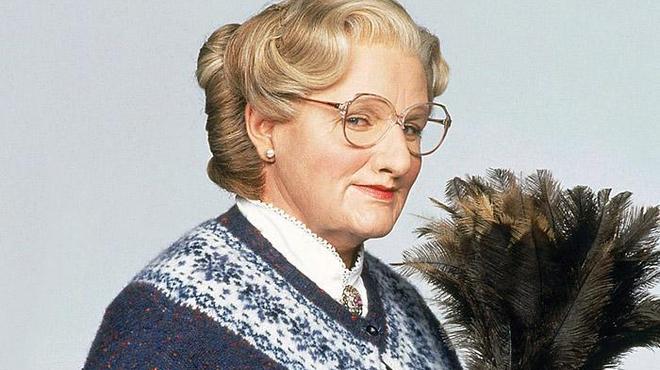 Madame Doubtfire, notre nounou préférée est de retour !