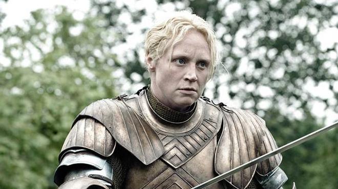 Gwendoline Christie : Un peu de Game of Thrones dans Hunger Games