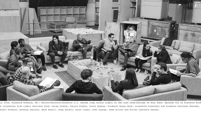 Star Wars VII : Le casting enfin révélé !