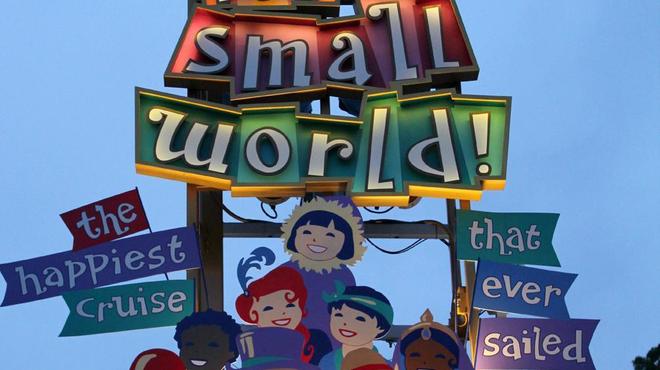 It's a Small World : le film !