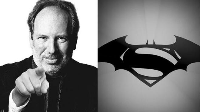 Hans Zimmer chef d'orchestre de Batman vs. Superman