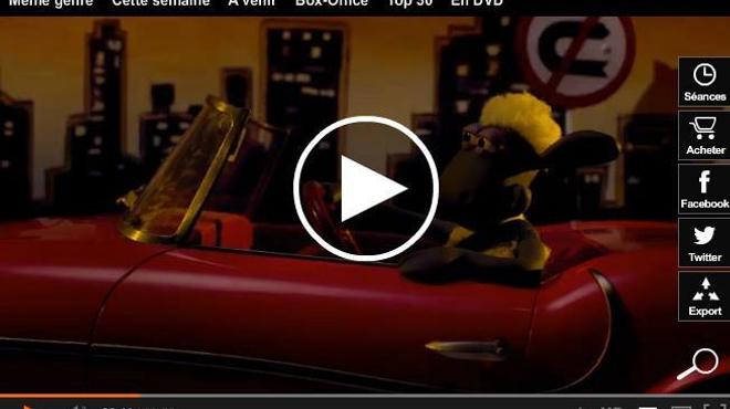 Shaun le mouton s'éclate dans le teaser du film ! (Vidéo)
