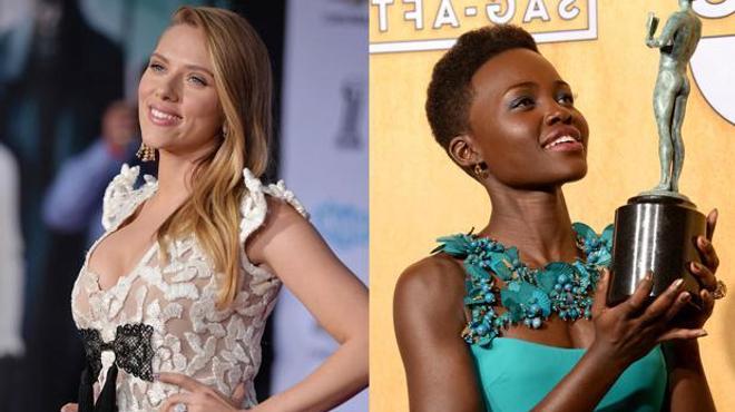 Scarlett Johansson et Lupita Nyong'o dans la bande à Mowgli ?