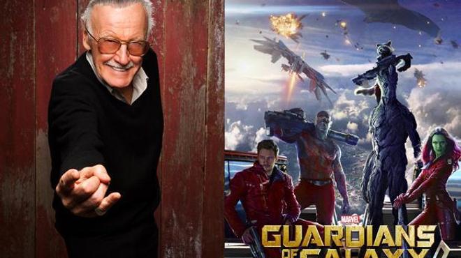 Stan Lee : un caméo dans les Gardiens de la Galaxie