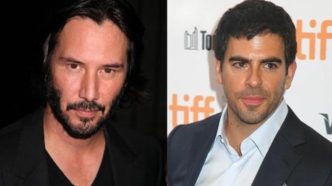 Keanu Reeves sera la prochaine victime d'Eli Roth
