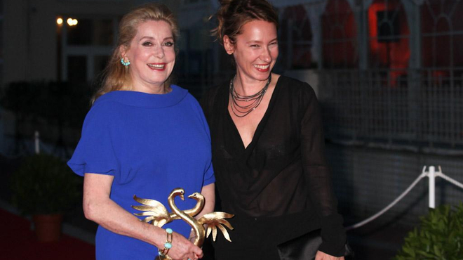 Catherine Deneuve retrouve Emmanuelle Bercot