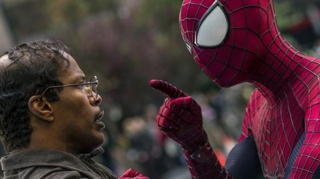 Box-office mondial : Spider-Man s'accroche à la première place