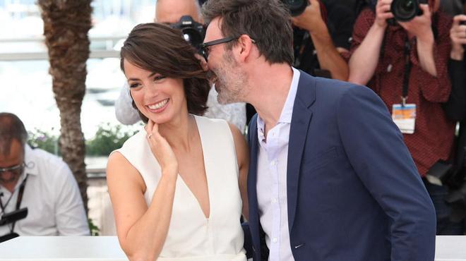 Cannes 2014 : Bérénice Bejo et Michel Hazanavicius présentent The Search (Galerie)