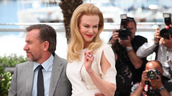 Cannes 2014 : Un couple princier sur la croisette (Photos)