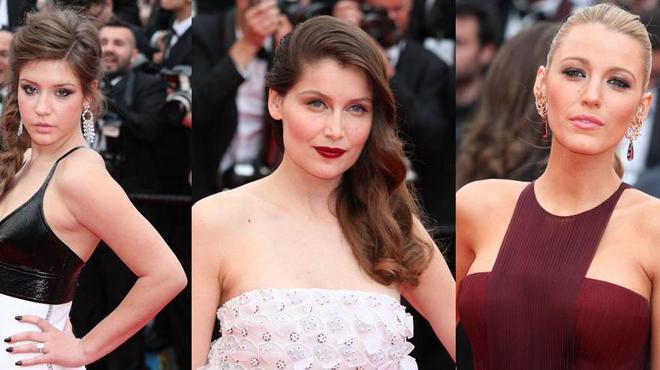 Cannes 2014 : Un premier tapis glamour pour Grace de Monaco (Photos)