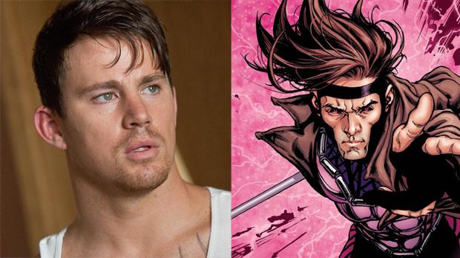X-Men : Channing Tatum devient Gambit !