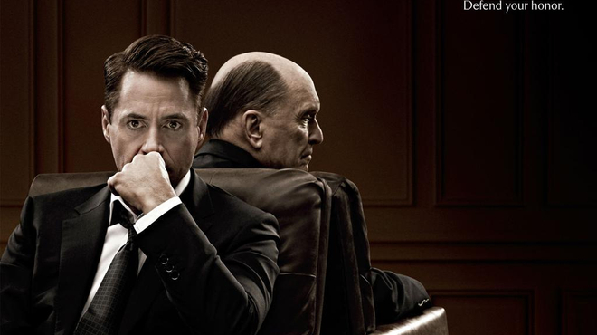 Robert Downey Jr défend Robert Duvall dans The Judge (Bande-annonce)