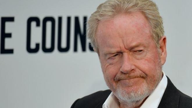 Et le prochain film de Ridley Scott sera...