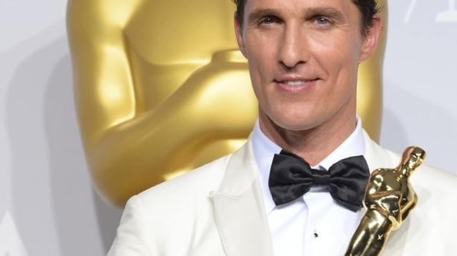Matthew McConaughey, trop cher pour Magic Mike XXL ?