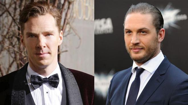 Docteur Strange : Tom Hardy et Benedict Cumberbatch en lice pour le rôle titre !