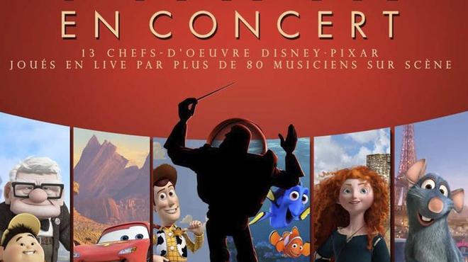 Pixar en concert : une soirée exceptionnelle à ne pas louper !