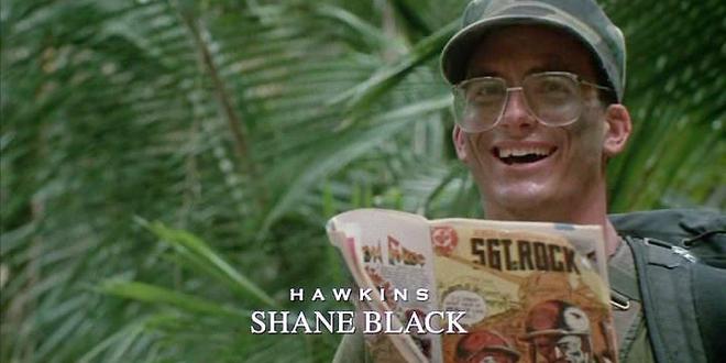 Predator trouve son réalisateur : Shane Black