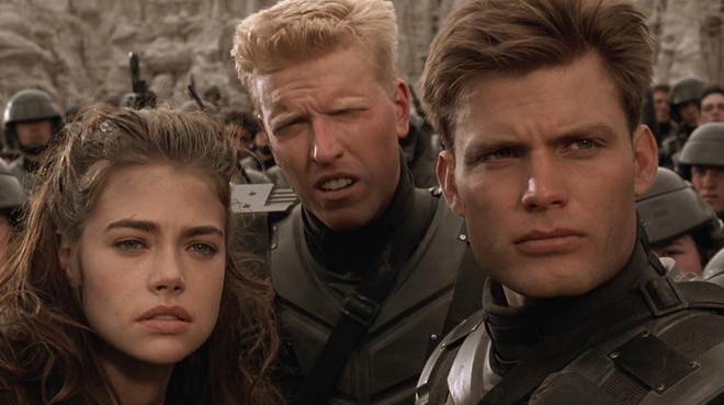 Après Robocop, Total Recall, Terminator… un reboot pour Starship Troopers en cours ?