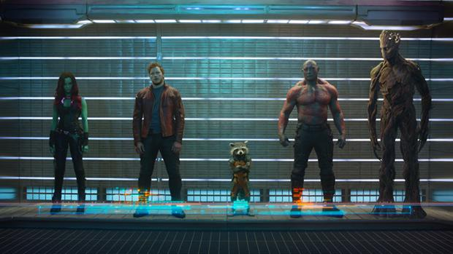 Le plein d'infos sur Docteur Strange, Ant-man et Les Gardiens de la Galaxie