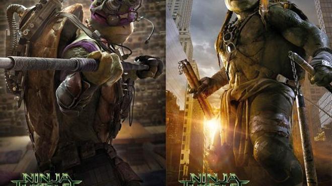 Une nouvelle bande-annonce explosive pour Ninja Turtles