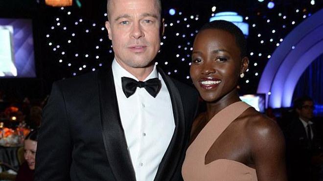 Lupita Nyong'o et Brad Pitt de nouveau réunis pour l'adaptation du roman Americanah