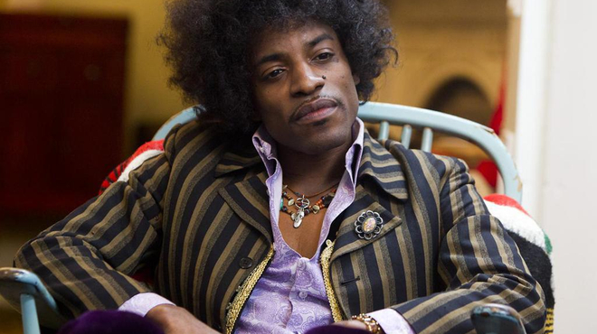 André 3000 devient Jimi Hendrix dans All by my side (Bande-annonce)