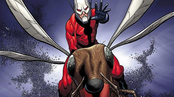 Ajustements de dernière minute pour Ant-Man