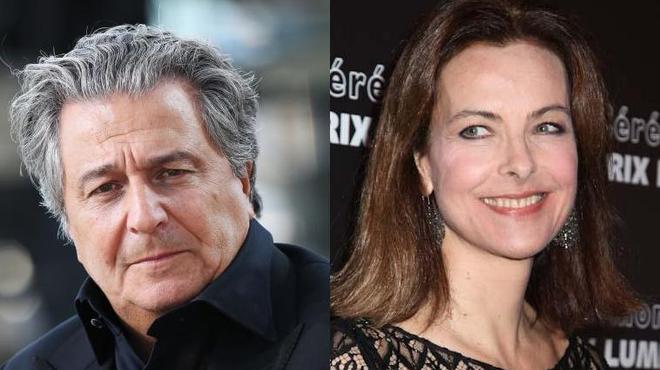Carole Bouquet et Christian Clavier chez Patrice Leconte