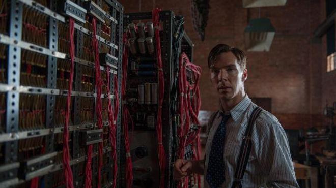 Benedict Cumberbatch met son génie au service de The Imitation Game