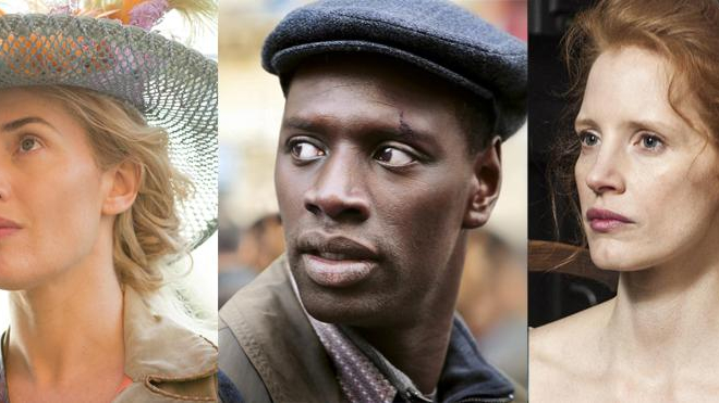 Toronto 2014 : Omar Sy, Kate Winslet et Jessica Chastain en sélection !