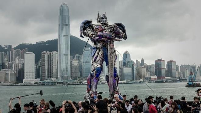 Transformers loin de l'extinction en Chine !
