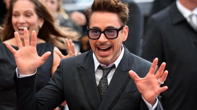 Robert Downey Jr. est toujours l'acteur le mieux payé