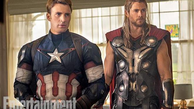 Avengers : Age of Ultron, des infos croustillantes et les premières photos !