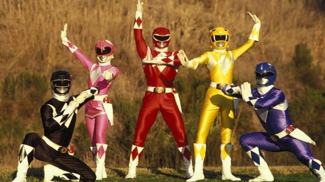 Les Power Rangers reviennent avec les scénaristes d'X-Men