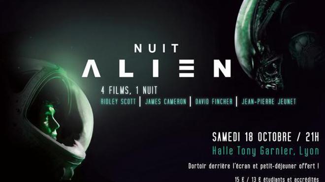 Les Aliens débarquent au Festival Lumière de Lyon 2014