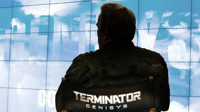 Arnold Schwarzenegger conclut le tournage de Terminator 5