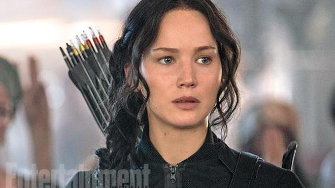 Jennifer Lawrence prête à se révolter pour Hunger Games 3 (Photo)
