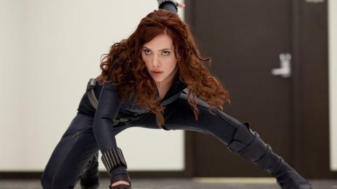Avengers : Un scénario pour la Veuve Noire