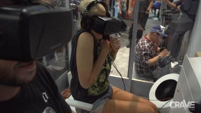 Au coeur des tornades de Black Storm grâce à l'Oculus Rift !