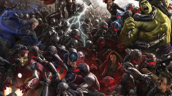 Avengers - Age of Ultron : L'histoire du film se dévoile