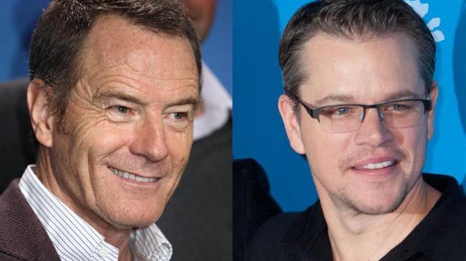 Bryan Cranston et Matt Damon en Chine pour Zhang Yimou ?