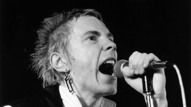 Un Sex Pistols au MK2 Bibliothèque !