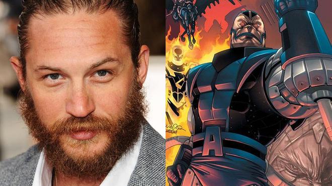 Tom Hardy dans X-Men Apocalypse ?
