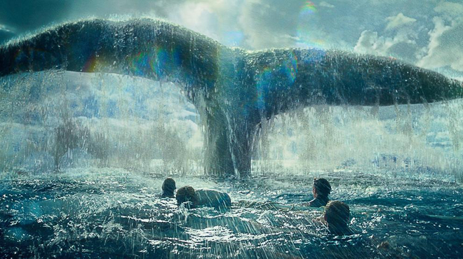 Chris Hemsworth affronte Moby Dick dans In the Heart of the Sea (Bande-annonce)
