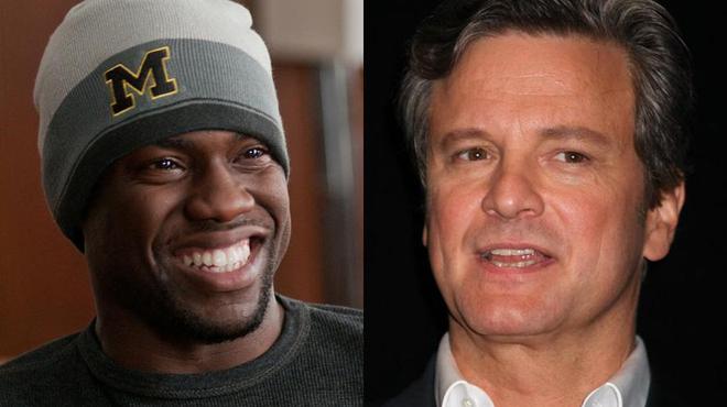 Intouchables : Kevin Hart rejoint Colin Firth pour le remake américain